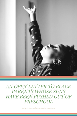 Open Letter to Black Parents